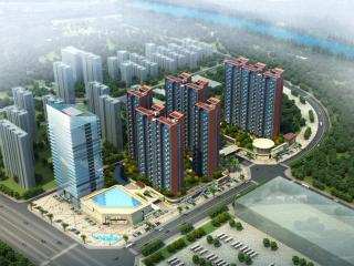 惠州富康花园住宅小区规划建筑设计
