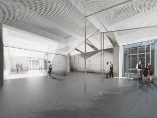 科尔沁版画艺术中心•版画博物馆概念方案设计