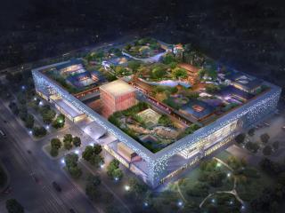 北京同仁堂健康药业亦庄项目屋顶酒店