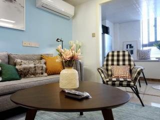 8090后简欧风格公寓民宿改造设计