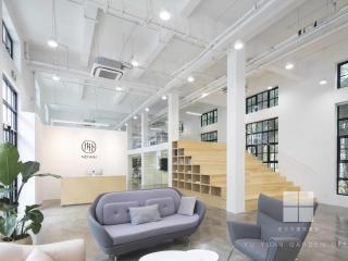 內外設計工作室和實體店