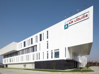 法國Air liqiude液化空氣集團上海辦公總部