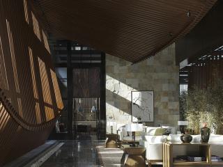 盛德紫阙文化空间设计