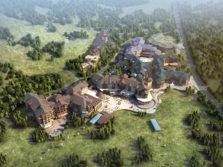 崇禮太舞四季旅游度假區一期工程第一部分項目
