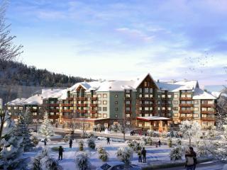 崇礼某滑雪场第二部分项目