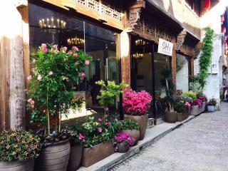 深澳古村古建筑咖啡厅