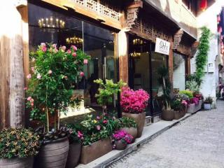 深澳古村古建筑咖啡廳