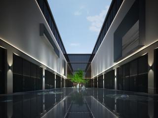 苏州绣娘丝绸总部改造