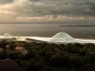 煙臺開發區規劃展覽館