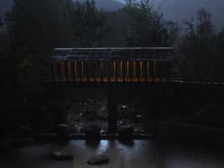 骆驼湾步行桥改造