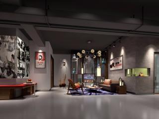 美高集团办公室设计