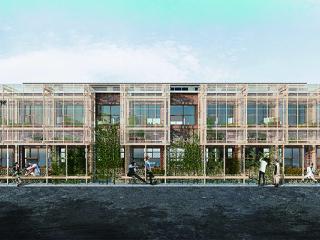 李天路11號創意園區舊廠房改造