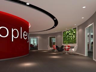 人民在线新办公设计